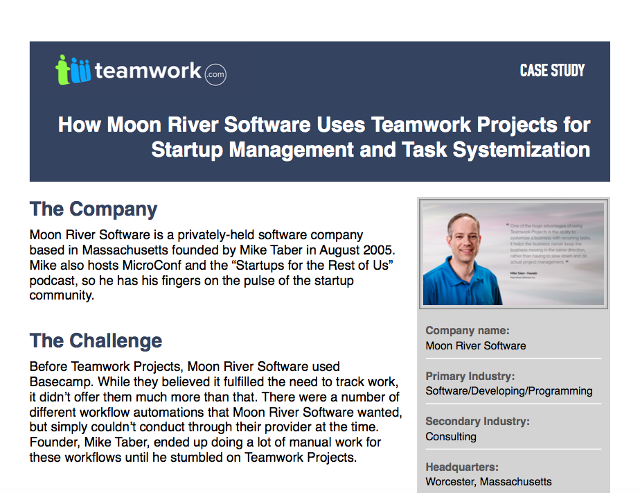 Moon River Software