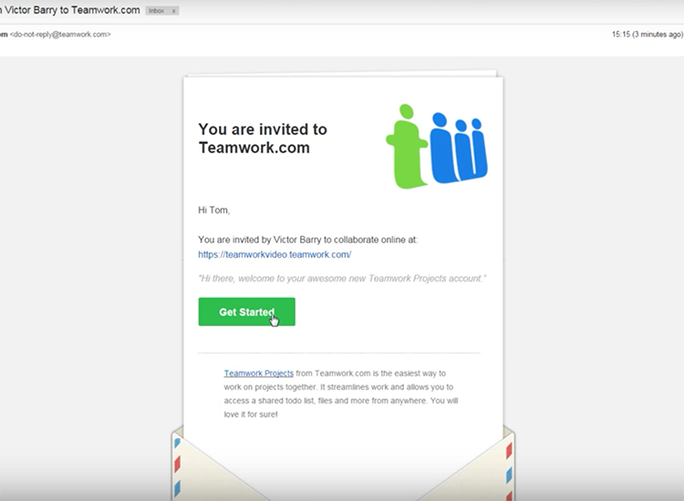 Teamwork Projects – Basic Getting Started Guide For Users