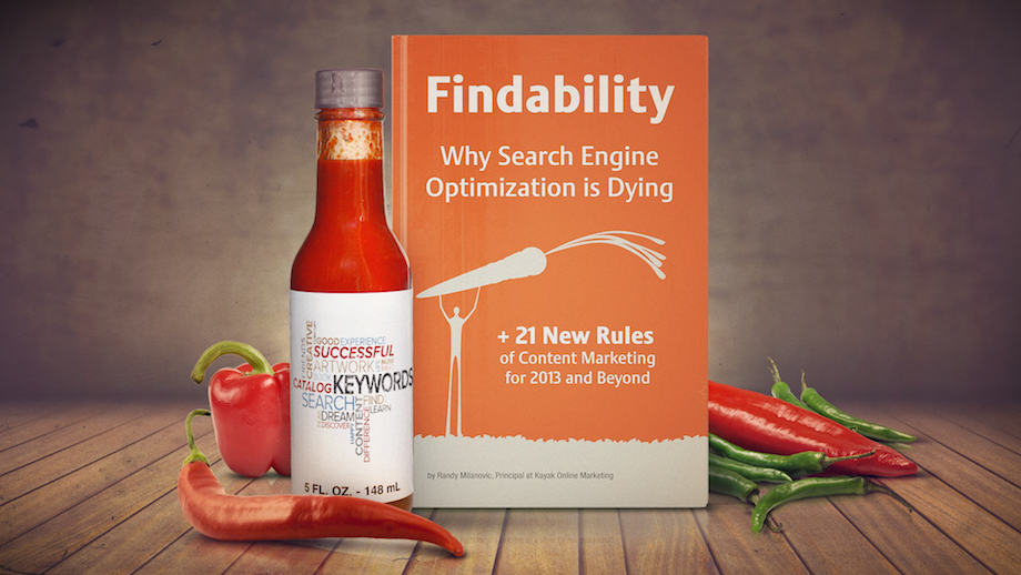What we learned reading the Randy Milanovic book Findability