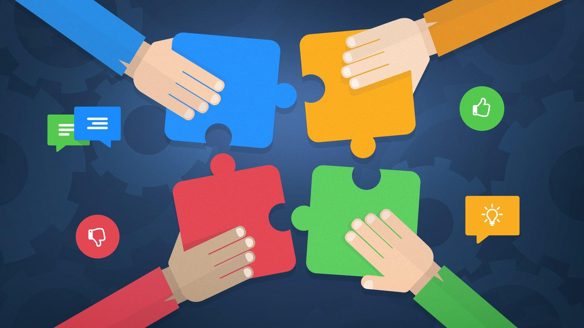 9 Ways to Build Trust in a Team | Teamwork.com High Performance Blog