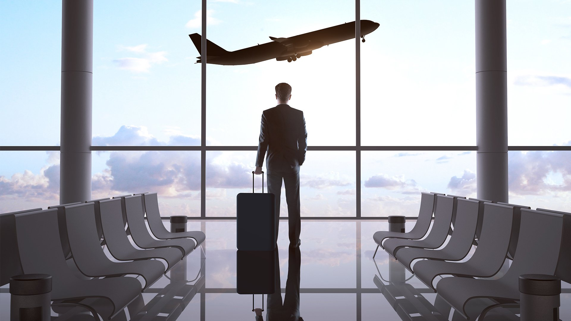 11 Ways to Make Productivity Soar While You're Grounded at the Airport   Teamwork.com High Performance Blog