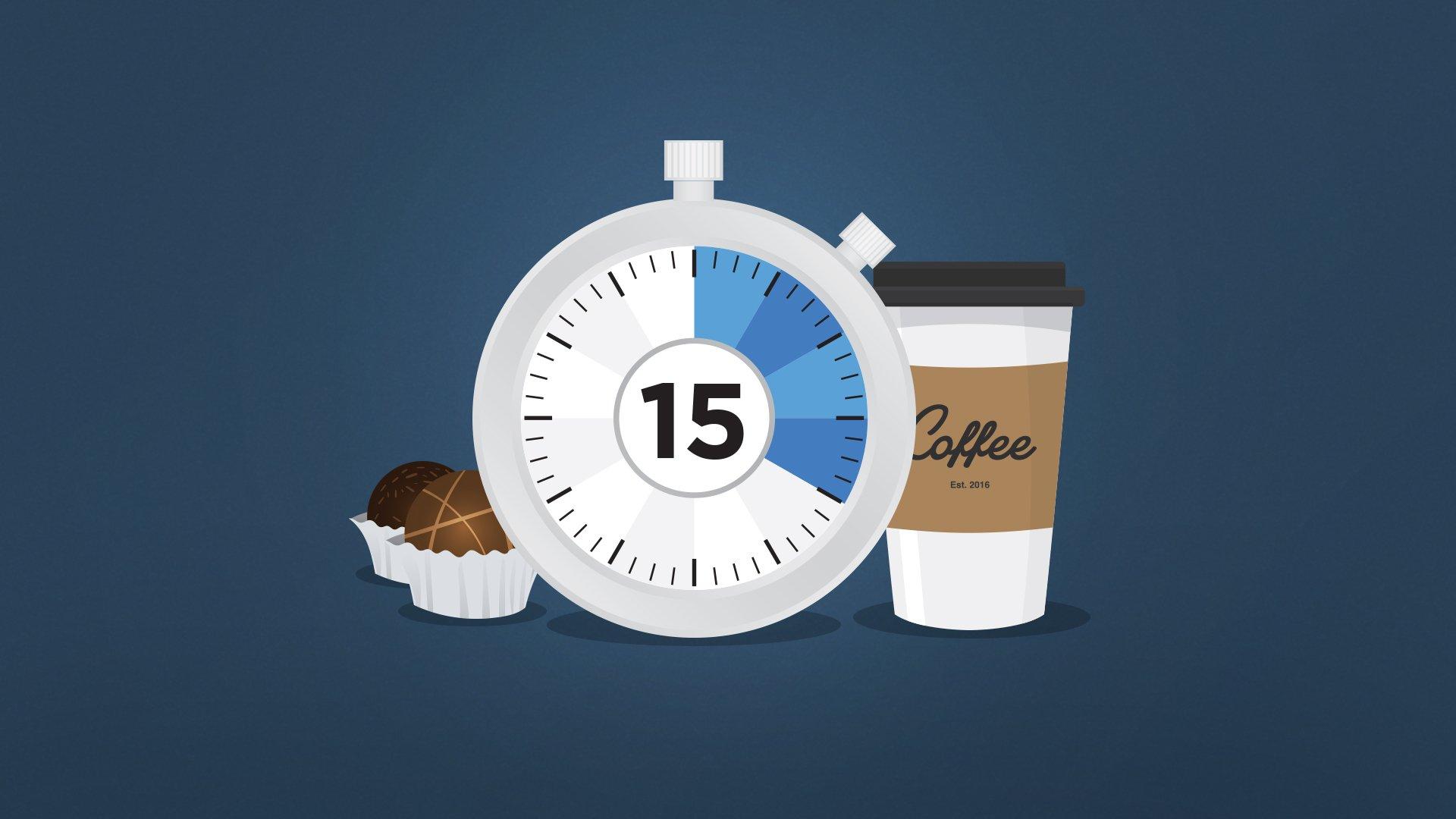 Fundamentals of the Complete 15-Minute Break | Teamwork.com High Performance Blog