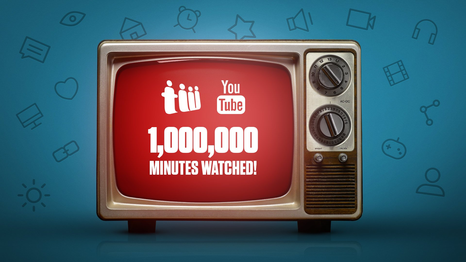 Celebrating 1,000,000 Minutes Watched on Our YouTube Channel | Teamwork.com Blog