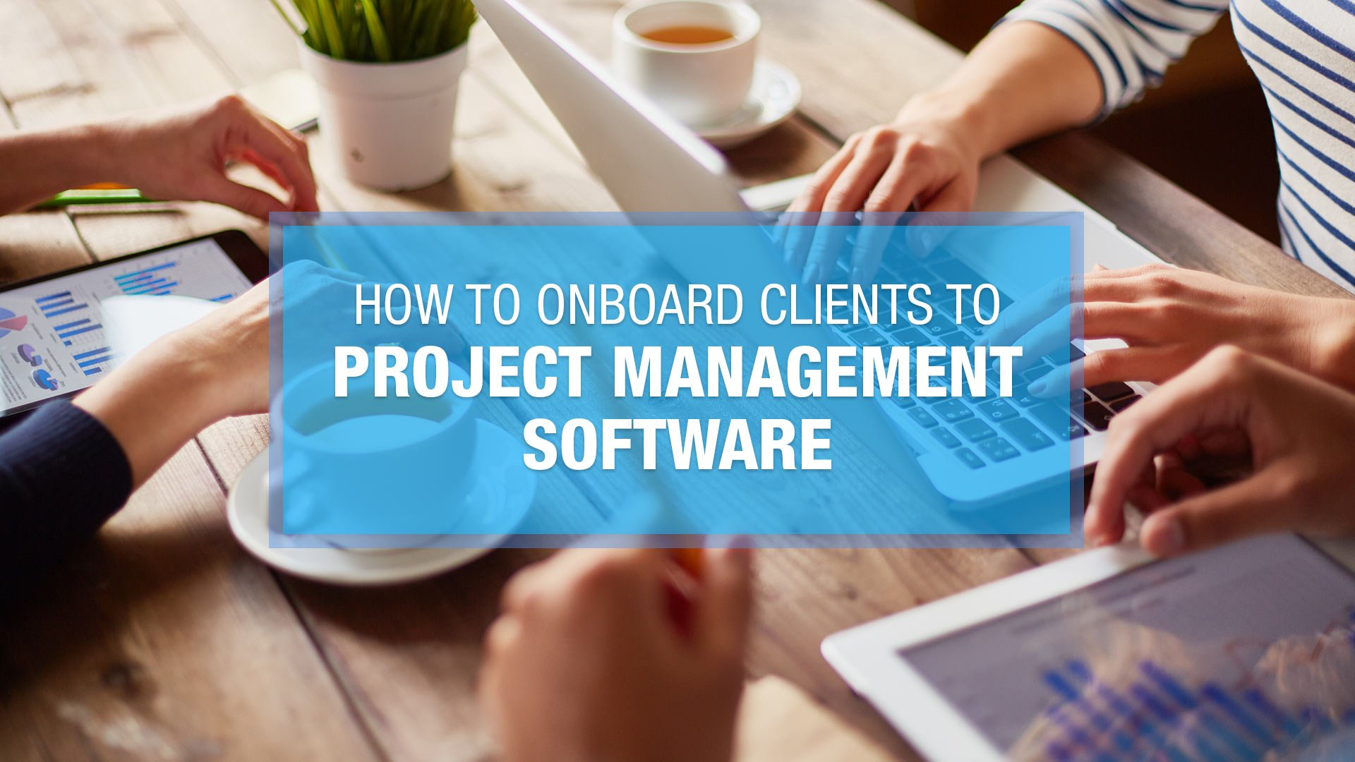 How to Onboard Clients to Project Management Software | Teamwork.com High Performance Blog