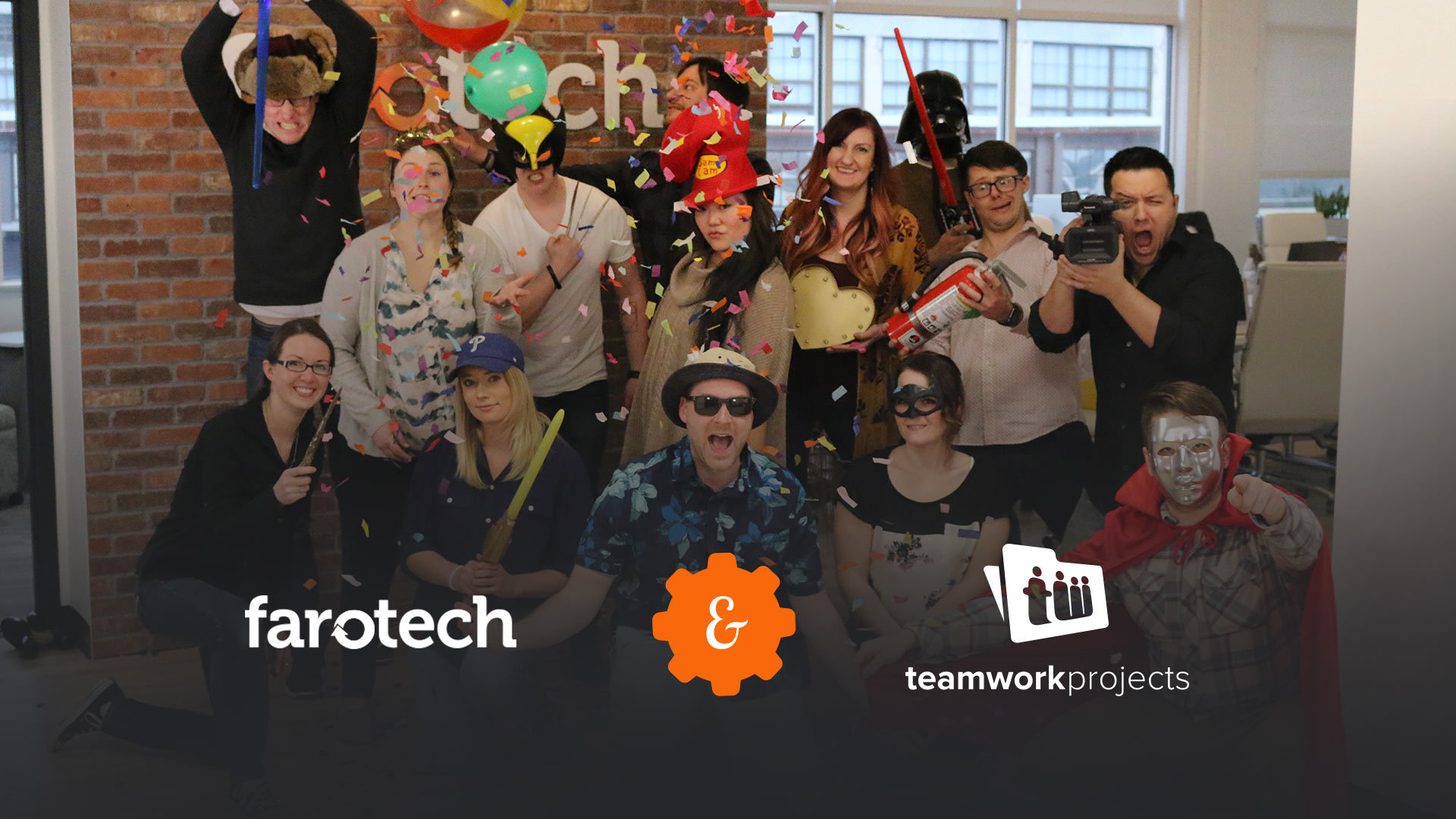 Farotech - Teamwork Projects Case Study