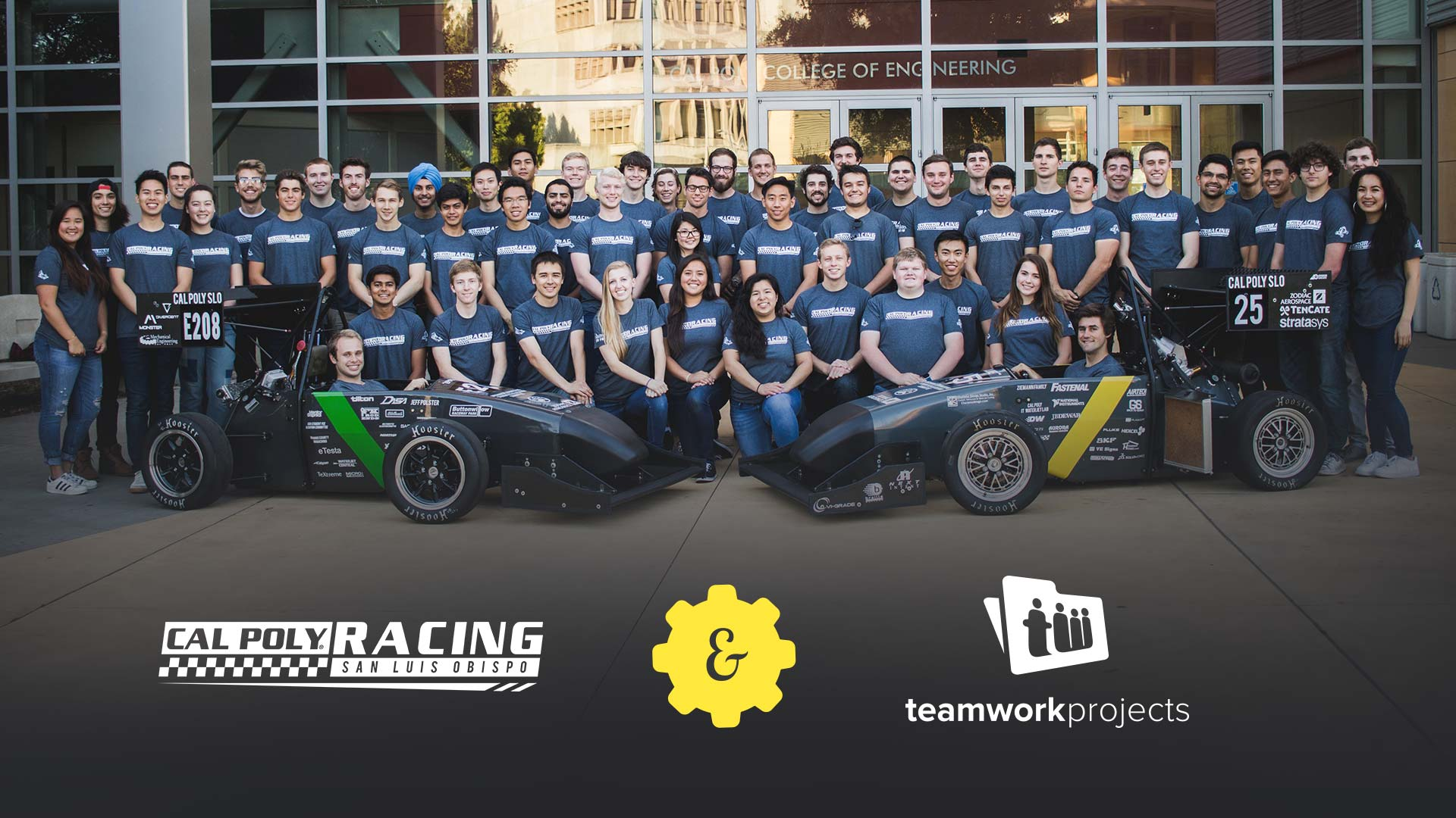 Cal Poly Racing Team and Teamwork Projects | Teamwork.com