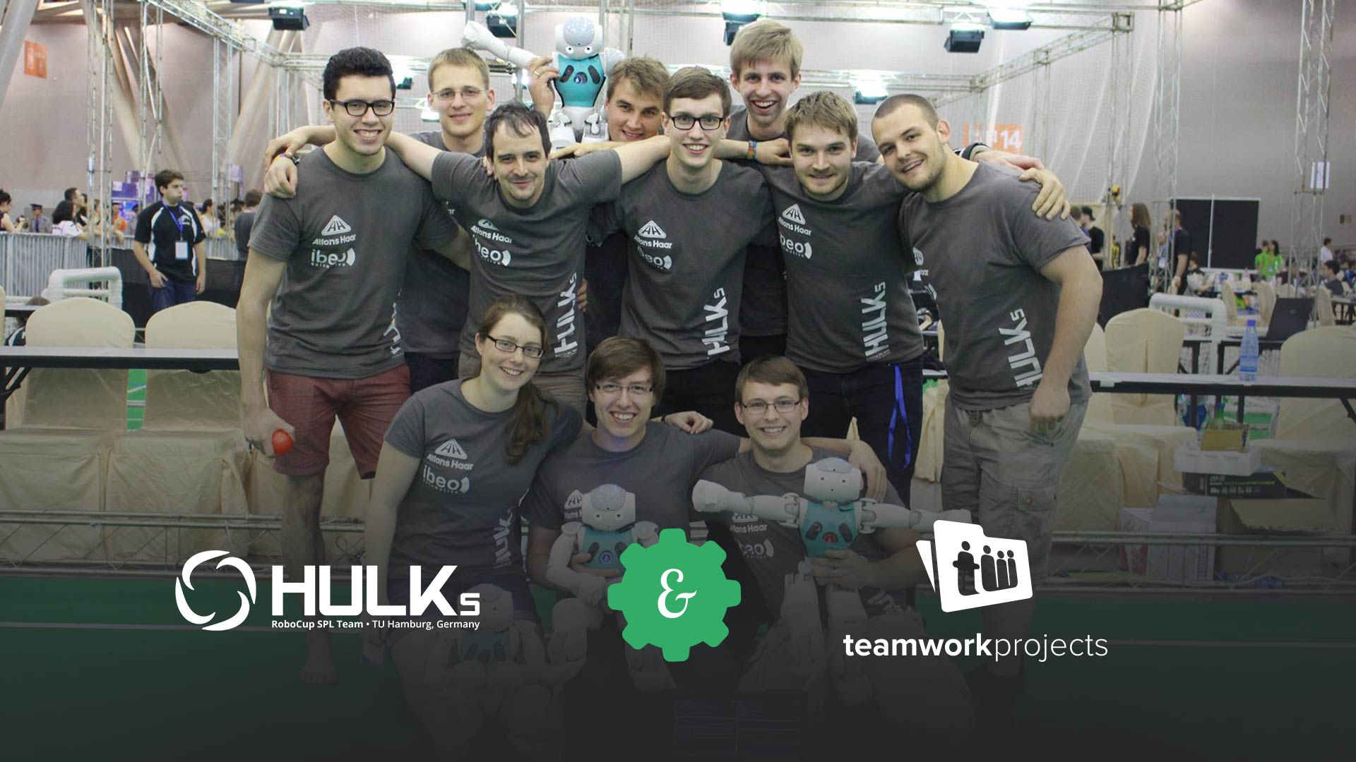 Team HULKs and Teamwork Projects | Teamwork.com