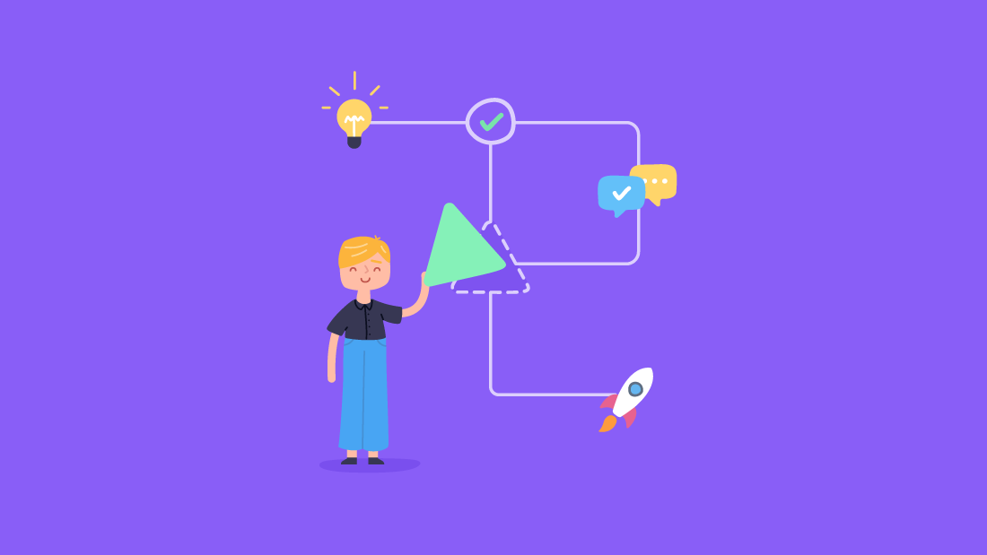 Building creative workflow management processes