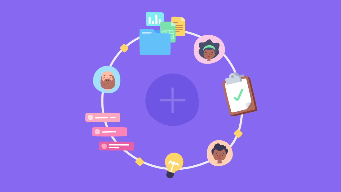 Make some Space in your productivity stack: introducing Teamwork Spaces