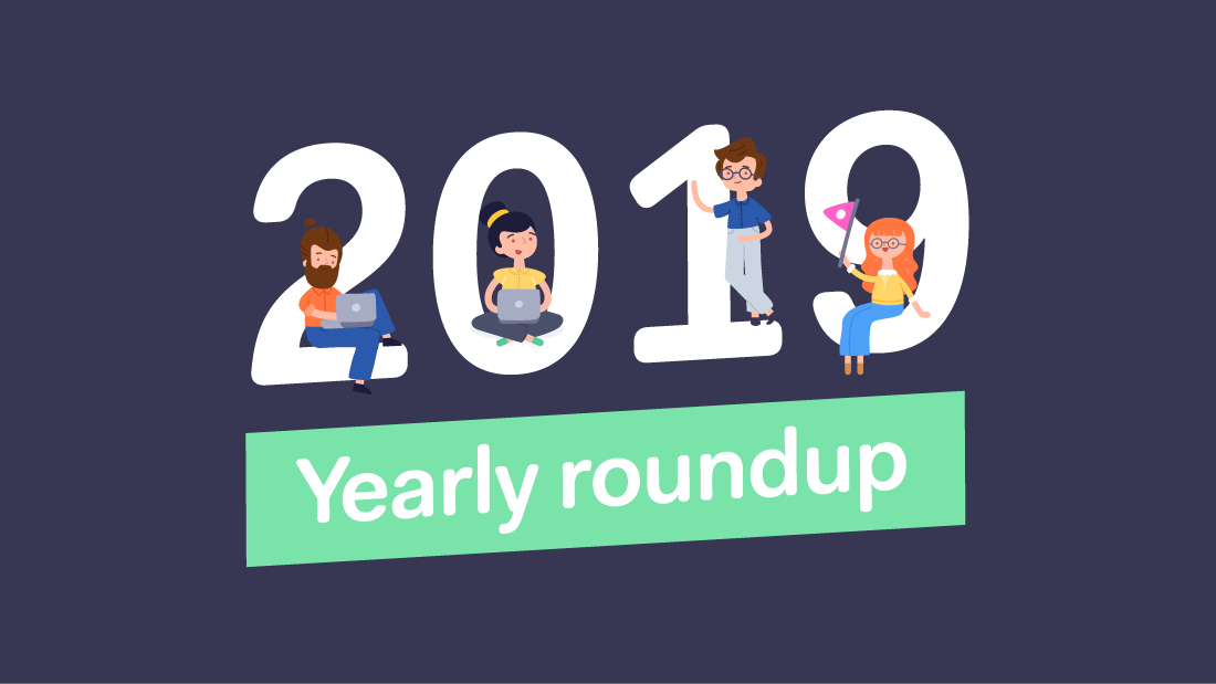 Teamwork's 2019 yearly roundup: our year in review