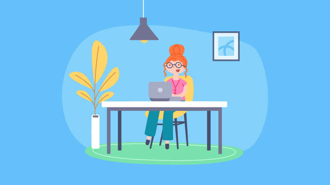 New to working remotely? Here's what you need to know about working from home.