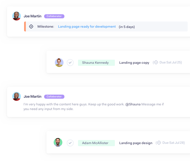 Teamwork Work Project Management Software